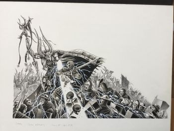 Chaos sorcerer killing empire soldiers with magic.jpg