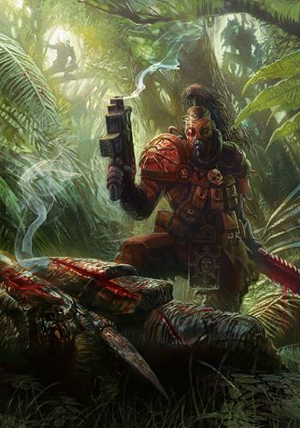 Kabalite Warriors - Hunters And Hunted 2017.jpg