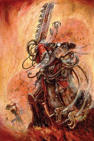 A Dark Mechanicum Tech Priest- John Blanche-2004.jpg
