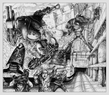 Titans Scrap in a City.jpg