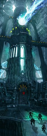 Death Watch - The Emperors Gaze Warp Drive 2017.jpg