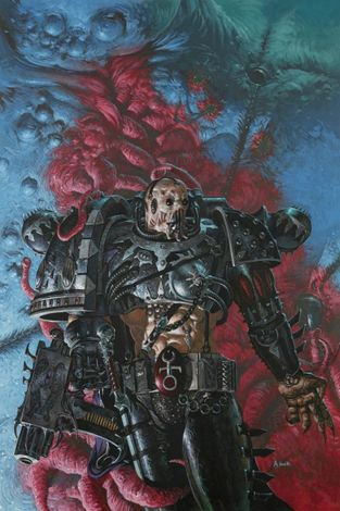 A Slaaneshi Chaos Space Marine-Adrian Smith-2003.jpg
