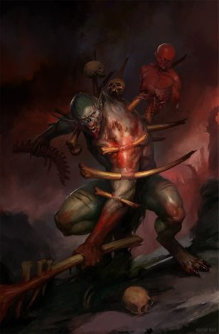 Age of Sigmar Battletome - Flesh-Eater Courts - Crypt Haunter 2019.jpg