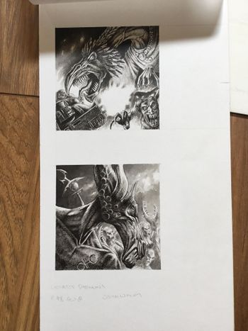 Greater Daemons of Tzeentch Fighting Space Marines.jpg