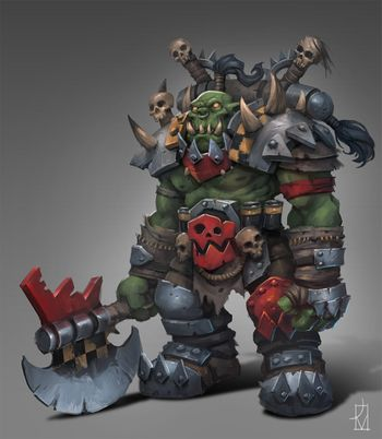 A new greenskin... WaaaaghhhhA new greenskin... Waaaaghhhh 2015.jpg