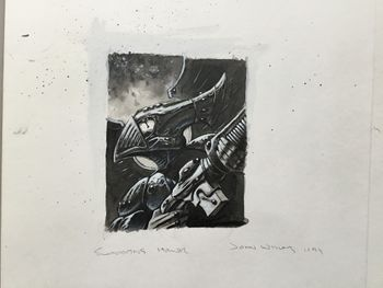 Eldar Swooping Hawk with a shuriken catapult.jpg