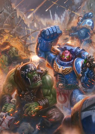 Space Marines Vs Orks 2017.jpg