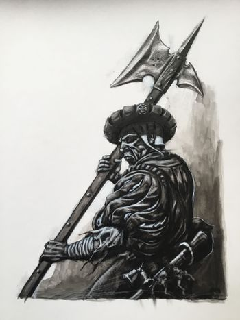 Human soldier with a halberd.jpg