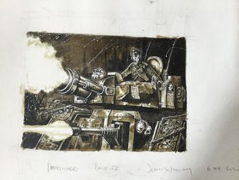 Leman Russ - Demolisher tank.jpg