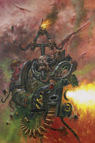 A NURGLE WORSHIPPING CHAOS PLAGUE MARINE-Adrian Smith-2003.jpg