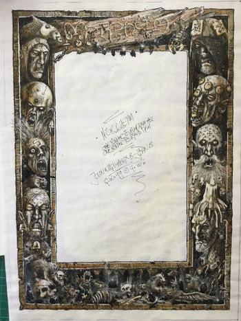 Mordheim - One border to rule them all One border to bynd them.jpg