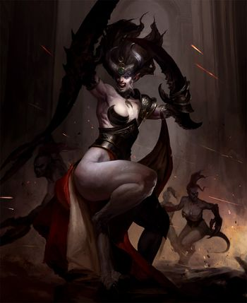 Codex Chaos Daemons - Herald Of Slaanesh 2019.jpg