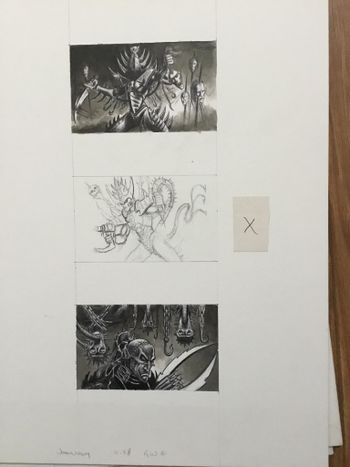 Dark Eldar warrior and Haemonculi.jpg